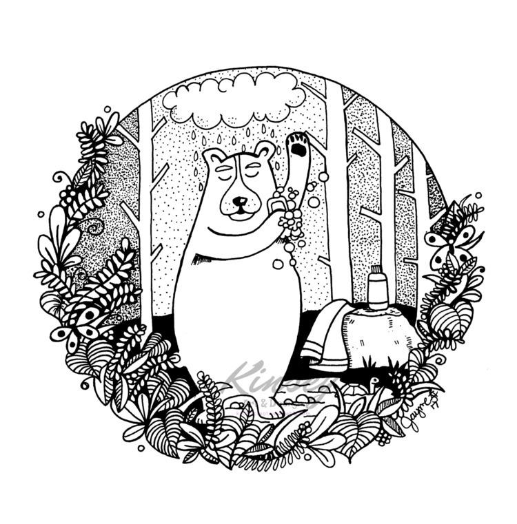 Inktober 2017 illustration: Sho - jkinsey | ello