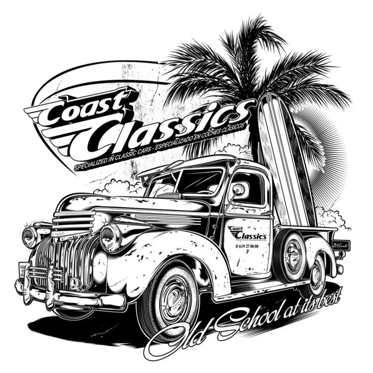 John Boy Chevrolet 1946 - Coast - dvicente777 | ello