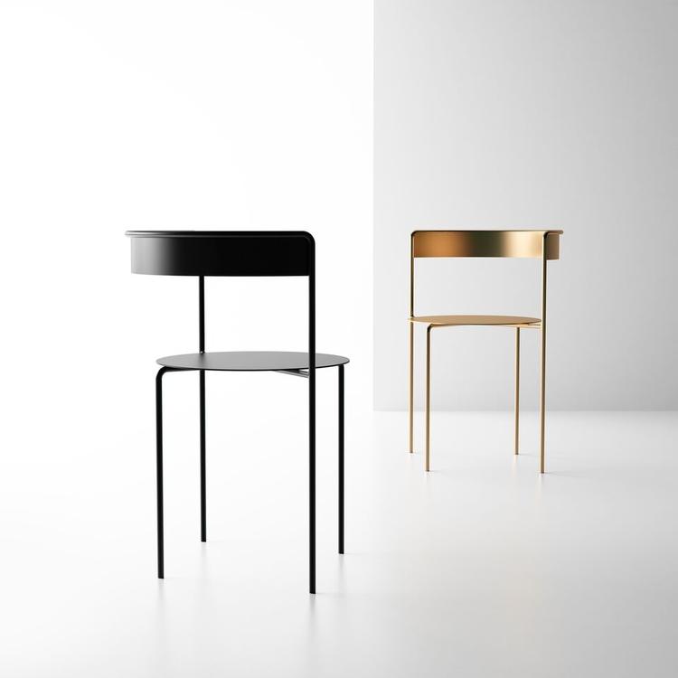 Avoa Chair Pedro Paulø-Venzon.  - letsdesigndaily | ello