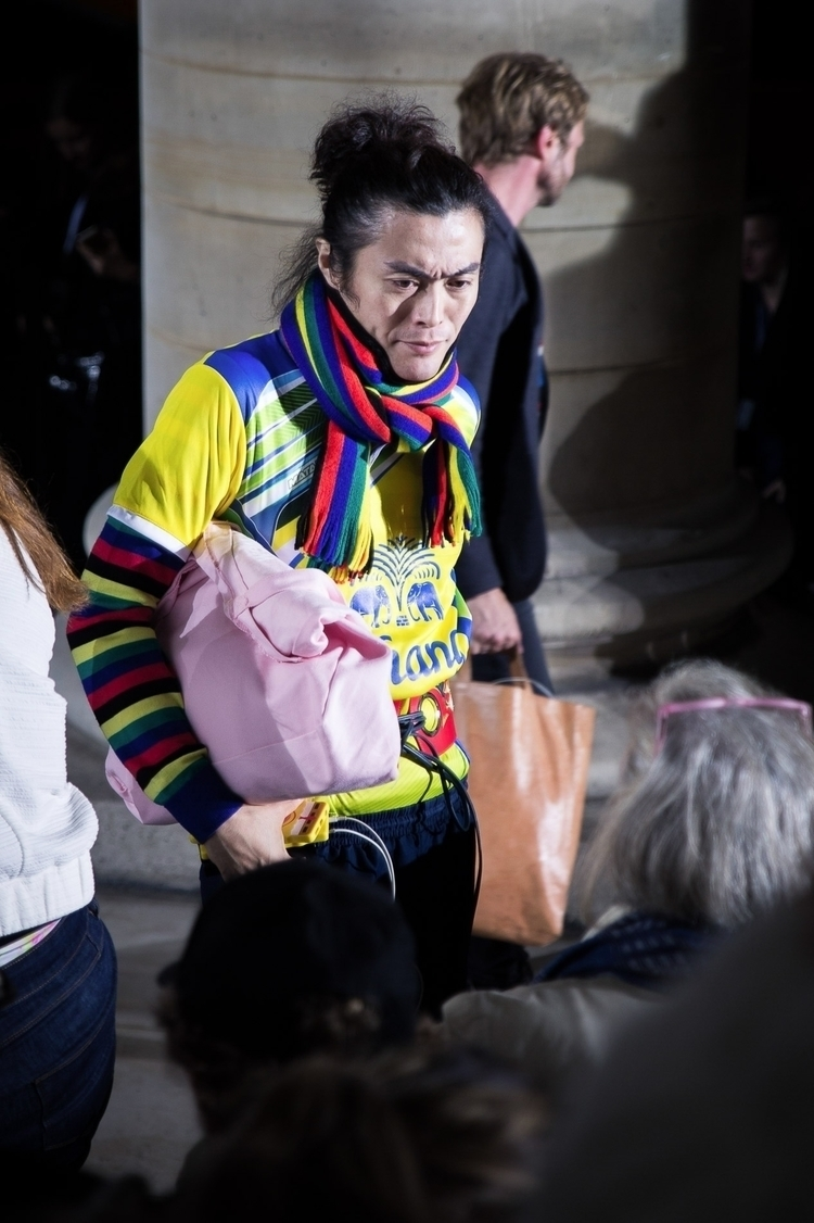 PARIS FASHION WEEK BTS shows] r - spoonxello | ello