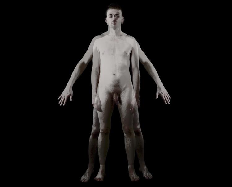 Gaytruvian man (Gayndr). buy wa - daveandrewskinner | ello