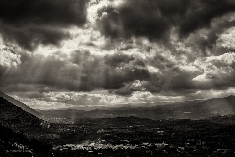 Melidoni, Crete - Kriti, mountains - toni_ertl | ello