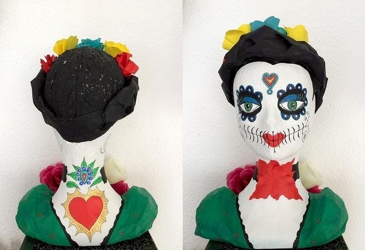 Catrina Muerte, commissioned ar - molekuele | ello