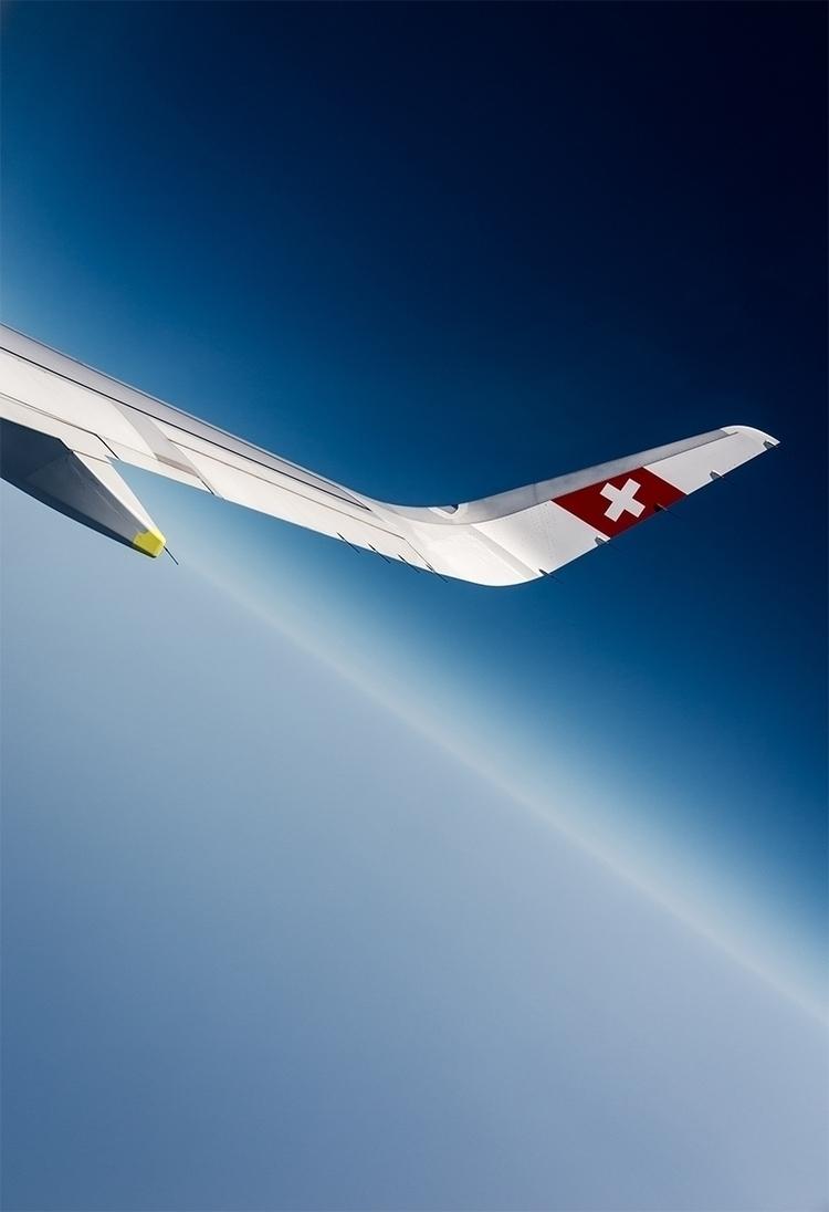 flight Barcelona Zurich III - clouds - stephanepictures | ello