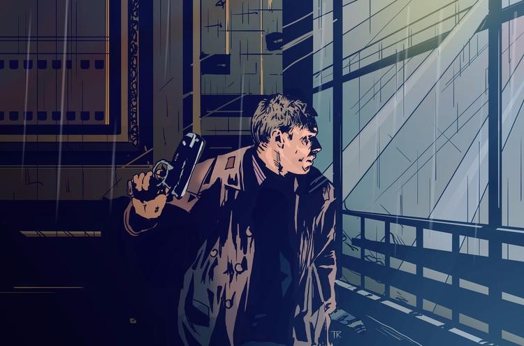 Deckard - Tom Ralston life awai - tomralston   ello