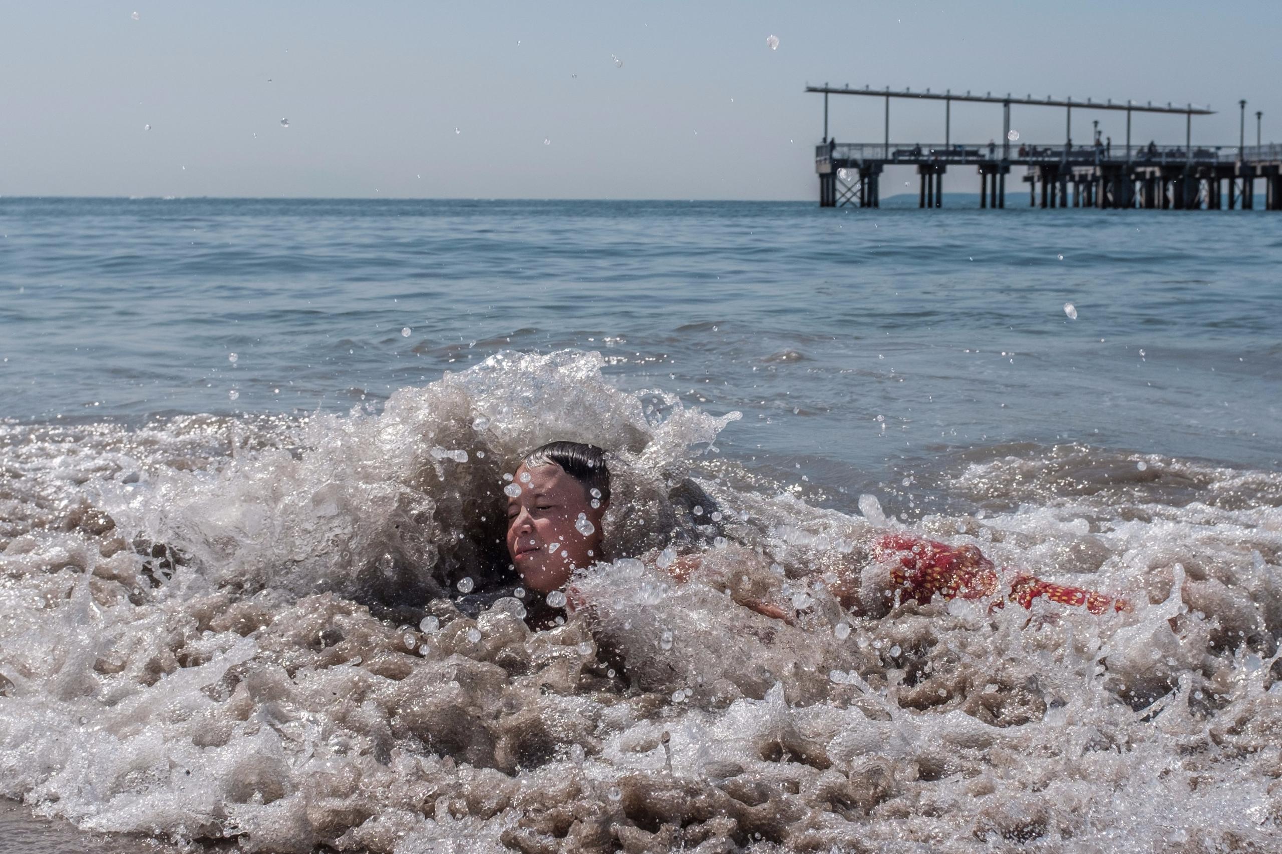 Splish Splash Coney Island, NYC - giseleduprez | ello