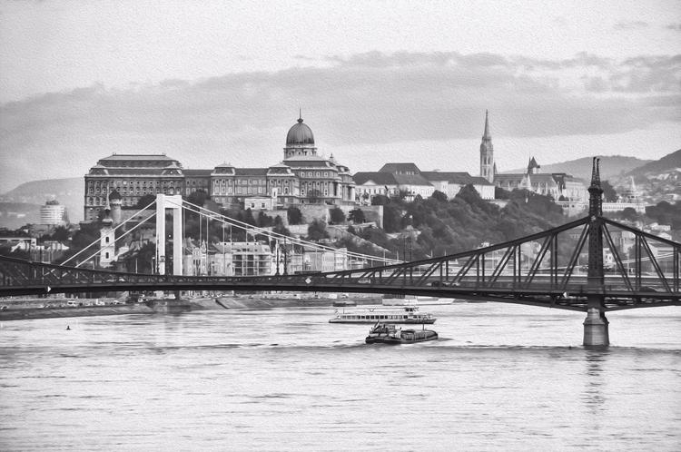 Budapest // Adobe Photoshop CC  - daphot | ello