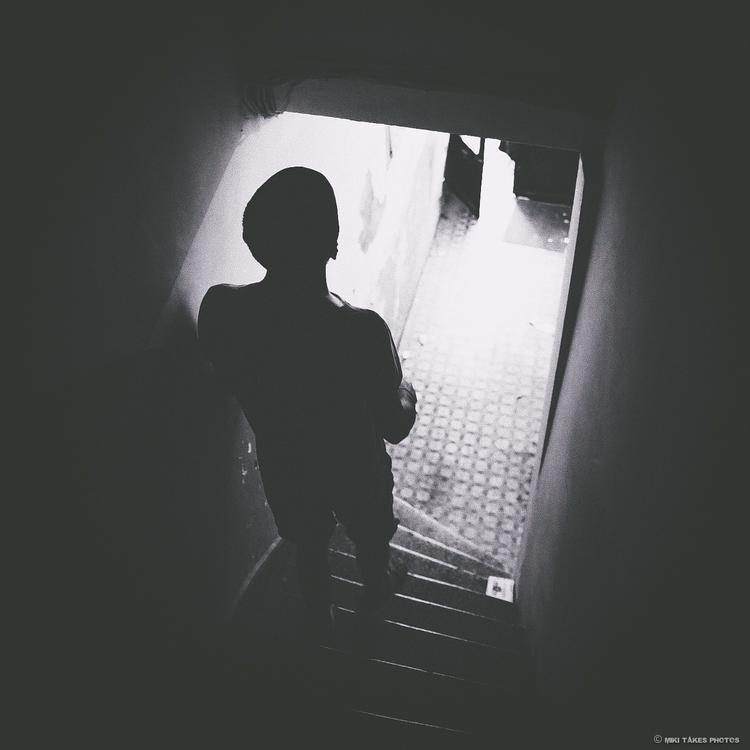 dark light - blackandwhite, blackandwhitephotography - mikitakesphotos | ello