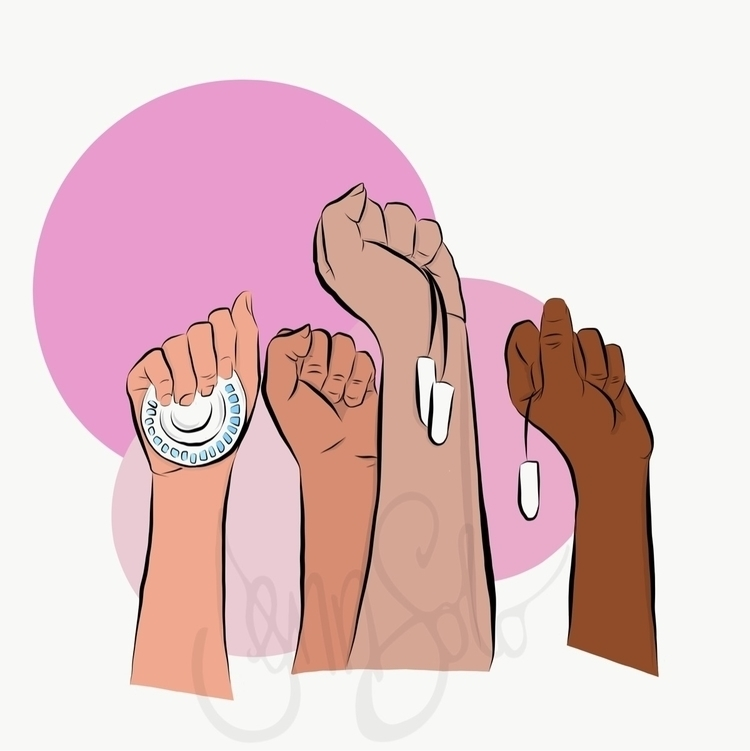womensrights, women, standup - jennsolo | ello