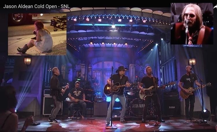Jason Aldean, SNL, Combined Tom - ccruzme | ello