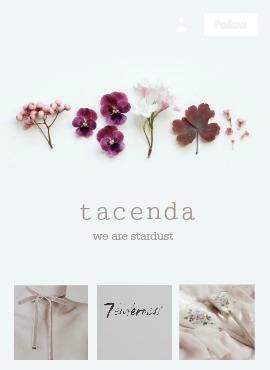 Tumblr Mobile Design | Tacenda - obscurial | ello