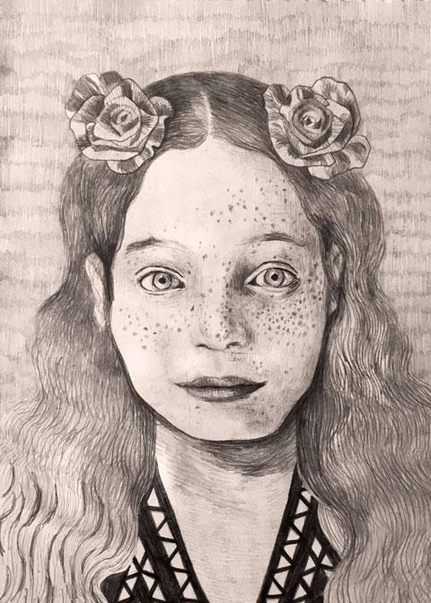 drawing, art, illustration - vanniapalacio | ello