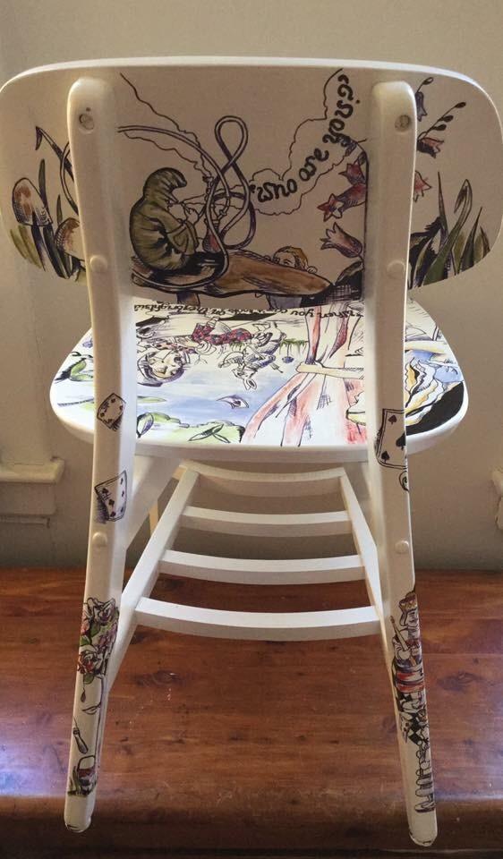 loads fun creating chair upcomi - wormwoodqueen | ello