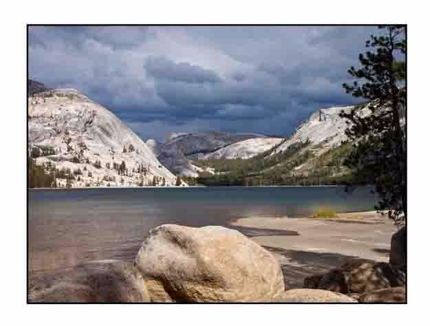 Tenaya Lake, Yosemite National  - etbtravelphotography | ello
