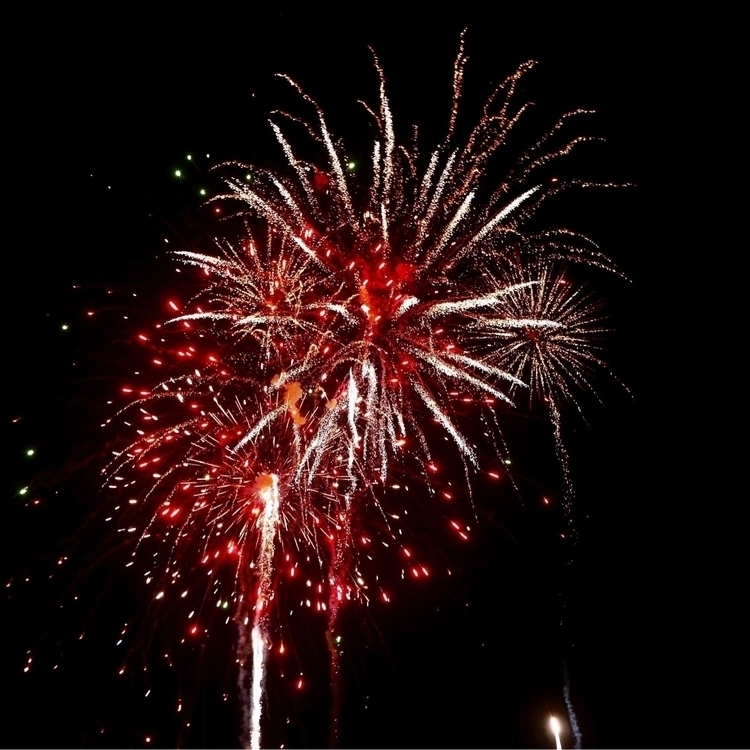Capitola, CA - photography, fireworks - kevinbiram | ello