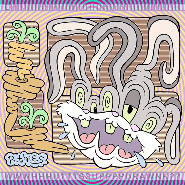 Bugs Bugs - rthies, post90s, cartoonism - rthies | ello