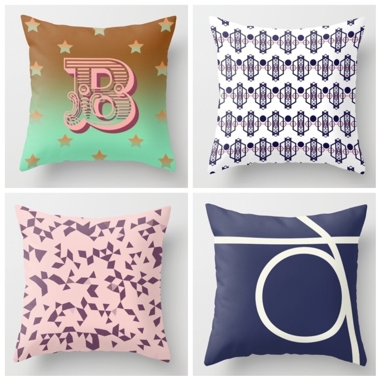 designed pillows sales ello - pillow - trinkl | ello