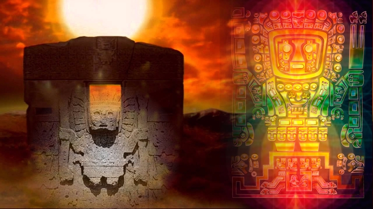 Viracocha, el principal dios de - codigooculto   ello