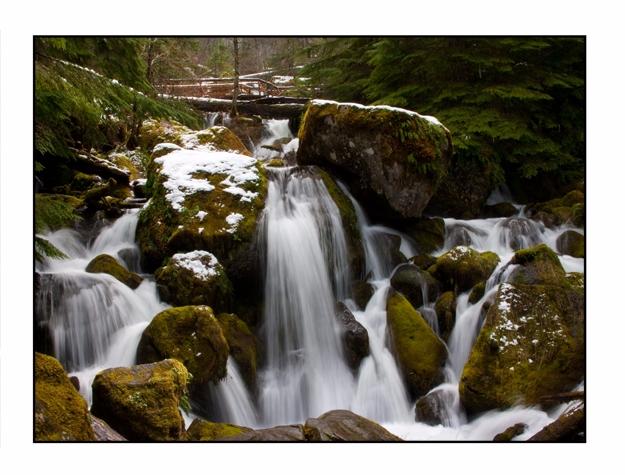 Snowy Falls, Rogue-Umpqua Sceni - etbtravelphotography | ello