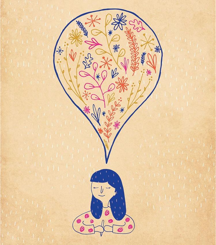Ilustración para el libro Gabri - pirichi | ello