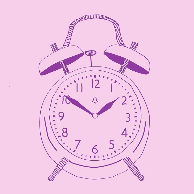 Clocks Inktober Day 9 - illustration - nigli | ello
