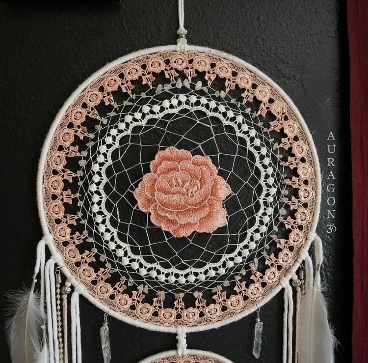 Peachy Rose closely rose quartz - auragon | ello