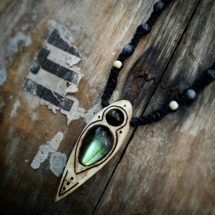 . ~• JOURNEY •~ •|• labradorite - ciganyspirit | ello