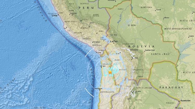 Terremoto de 6.3 grados sacude  - codigooculto | ello