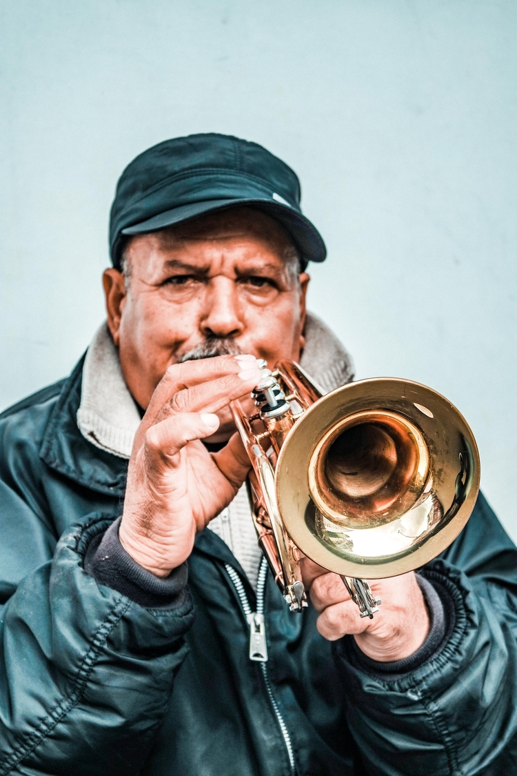 Ibrahim, 67. Professional trump - redaelmraki | ello