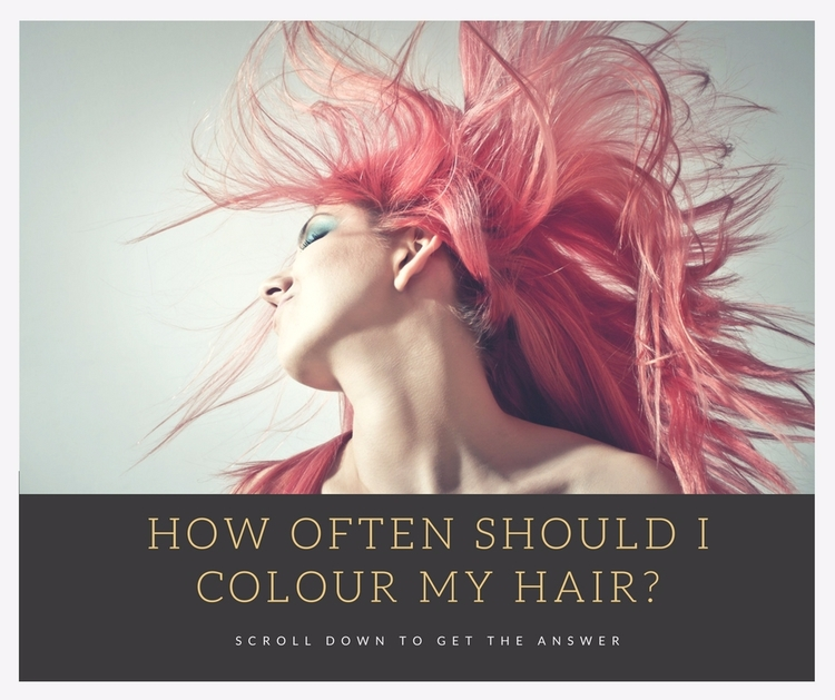 exciting decision colour hair.  - harperamanda | ello
