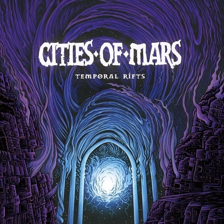 CITIES MARS DEBUTS 'CAVERNS ALI - doomedandstoned | ello