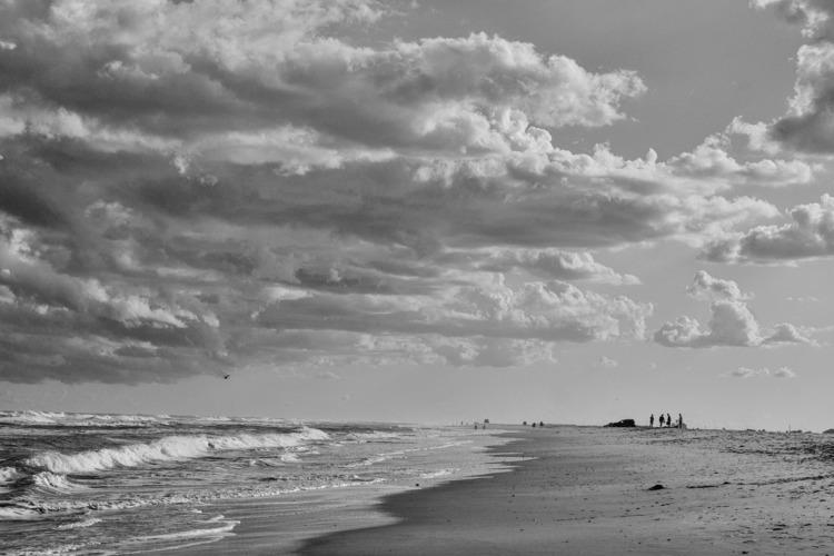 Assateague Island 2017 - sand, waves - inatural   ello