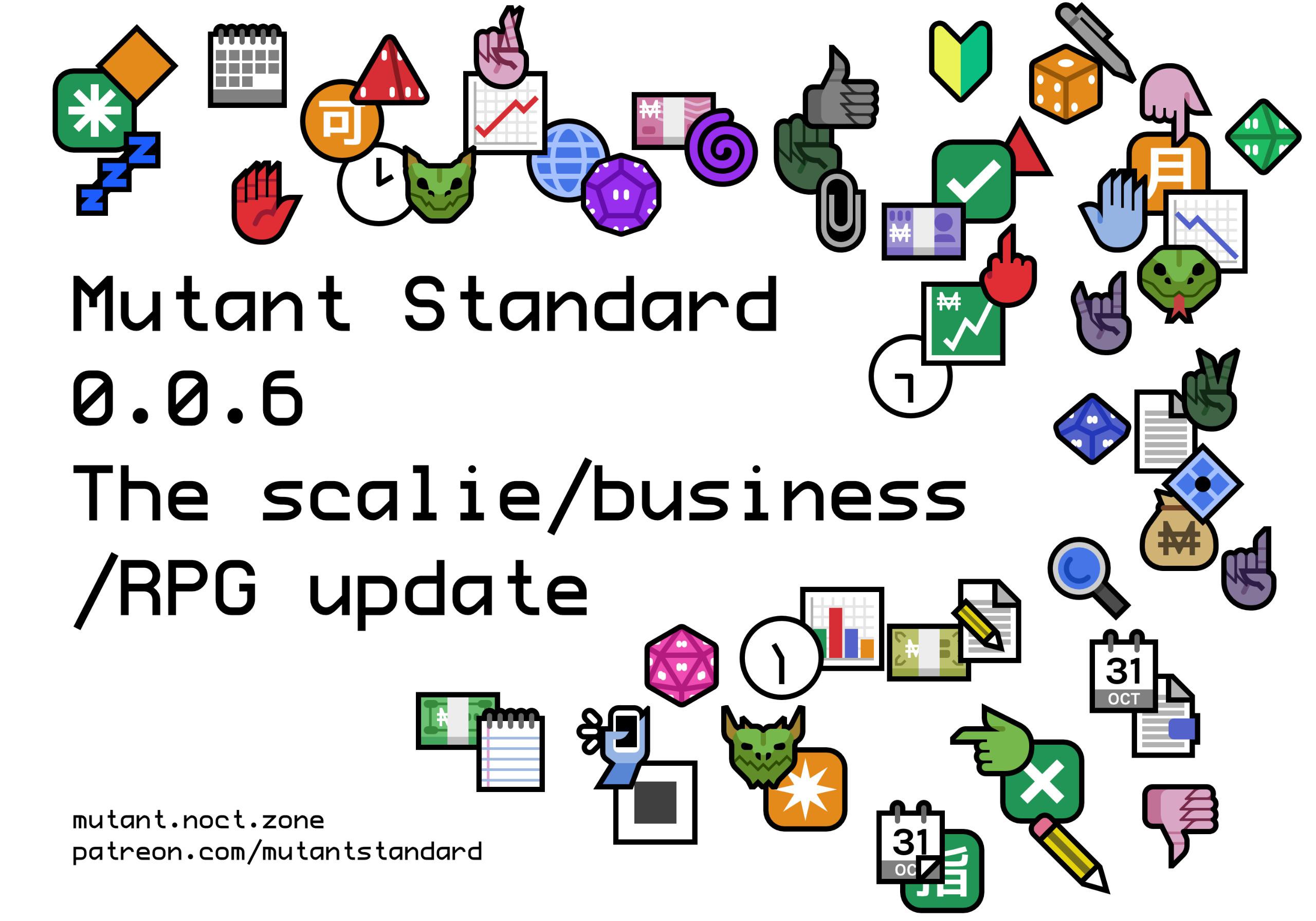 update! Featuring scalies, claw - dzuk   ello