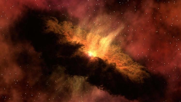 Astrónomos hallan una porción  - codigooculto | ello