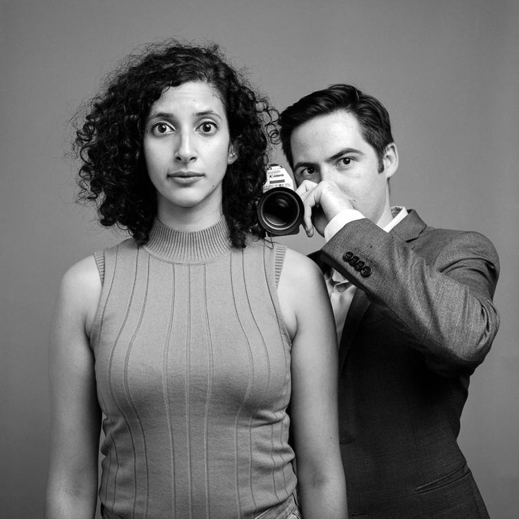 Anita Abbasi + Martin Baena. Ha - stanleyomar | ello