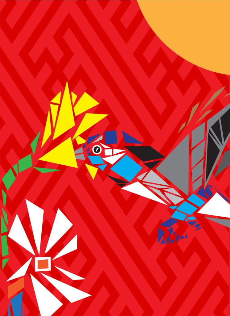 Personal Work Hummingbird illus - mataperros | ello