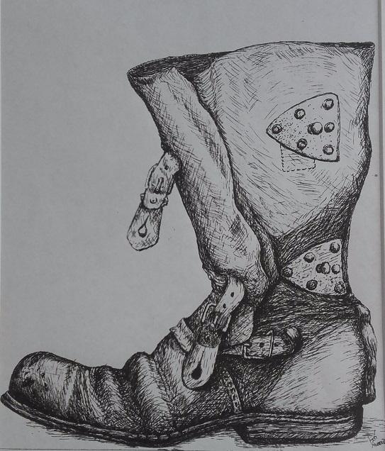 boot. $20 shipping - bobhubenet | ello