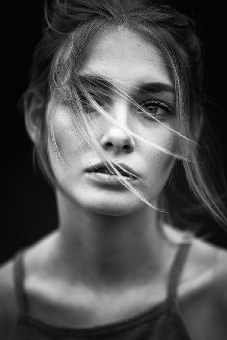 Aline / August 2016 - portrait, people - thomasruppel | ello