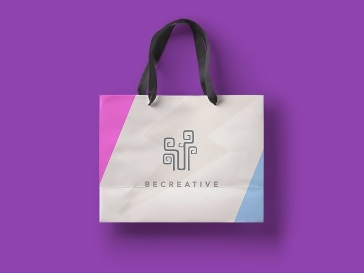 Creative Shopping Bag Design. D - anneliene_jonck   ello