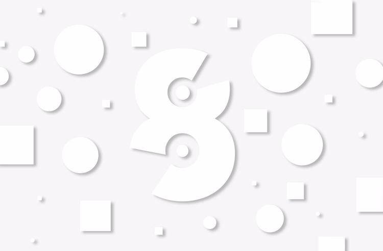 Shapes 8 Digital design - Whitespace - anneliene_jonck | ello