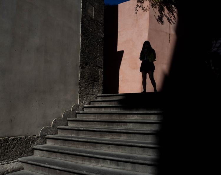 Streets Positano, Italy Oct. 20 - georgie_pauwels | ello