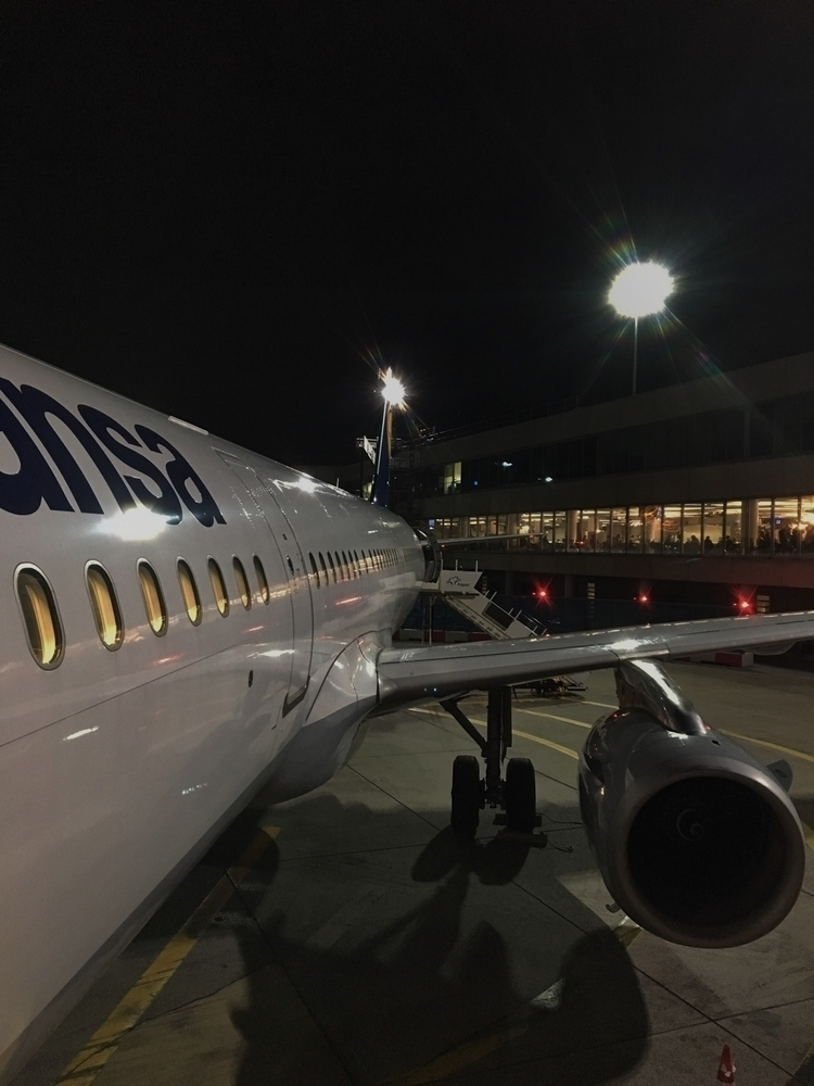 boarding A321. Bilbao. Frankfur - rowiro | ello