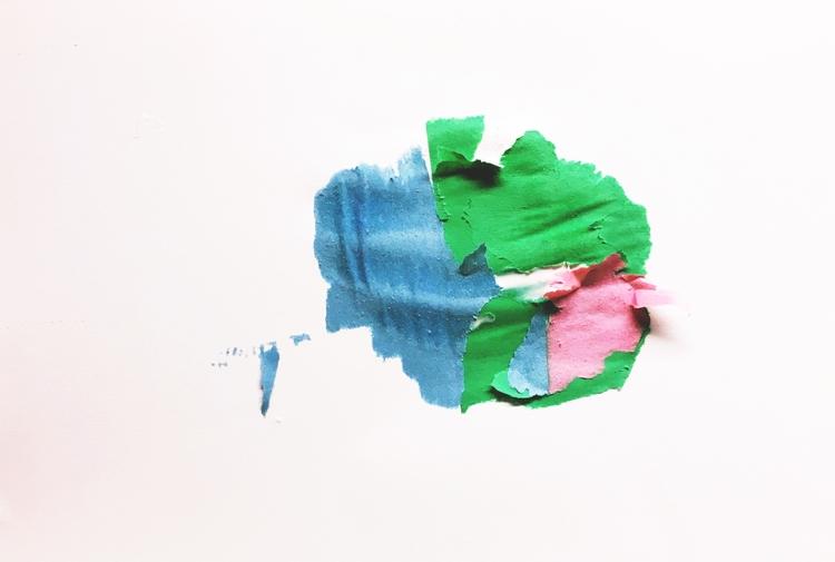 Ceramic Wolf, 2017 - abstract, art - jkalamarz | ello