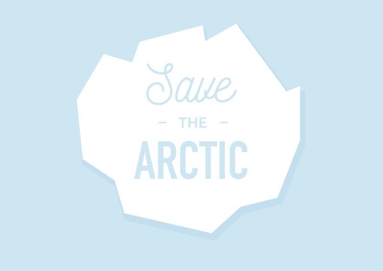 Save Arctic small series illust - urban_fairy | ello