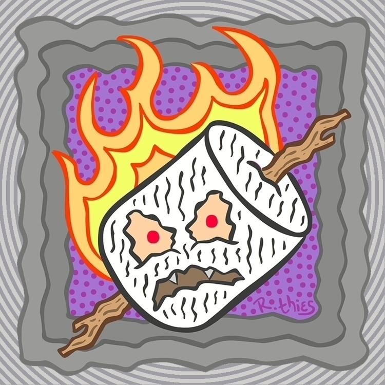 Bad Marshmallow Rising - rthies - rthies | ello