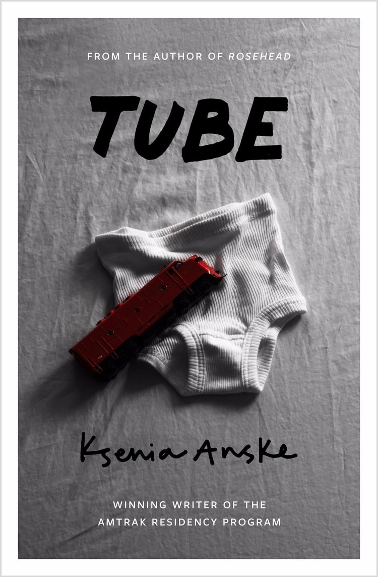 day TUBE cover reveal. Bam. Des - kseniaanske | ello