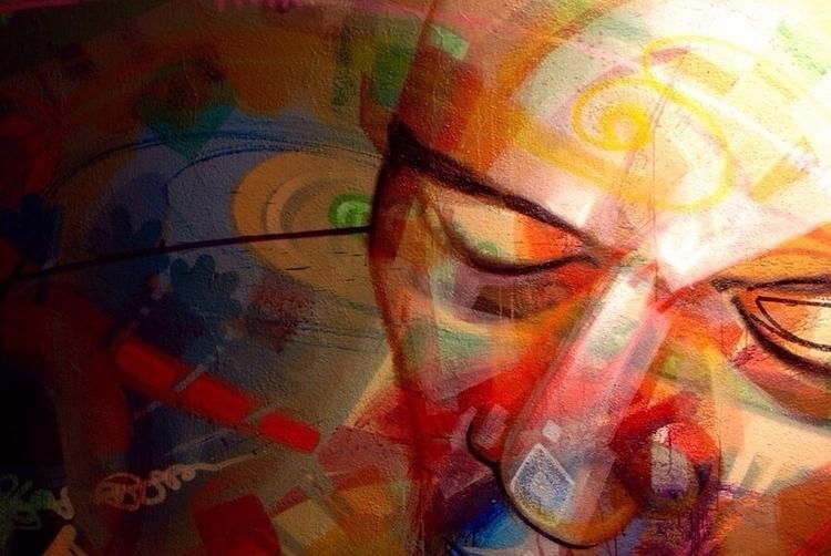 wall art lens - mural, dslr, nikon - d_nodave | ello