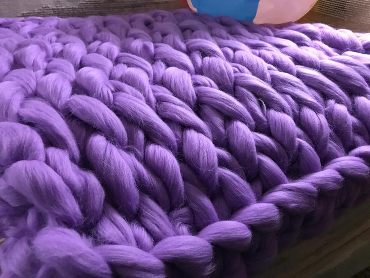 Australian Merino Wool Arm Knit - woolbythesea | ello