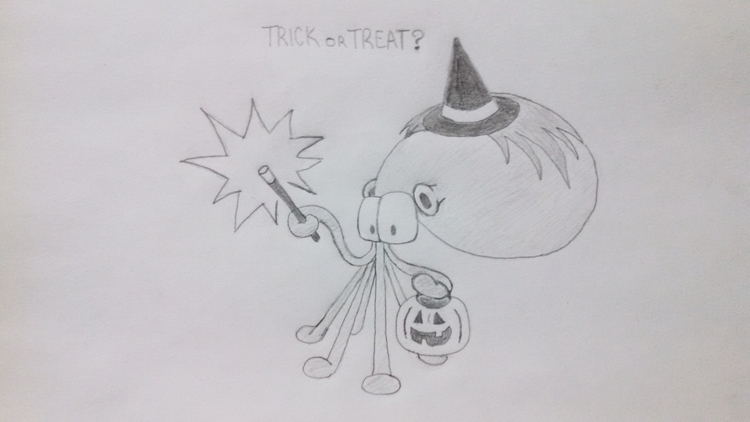 drawing, sketch, pencil, cartoon - kut-n-paste | ello