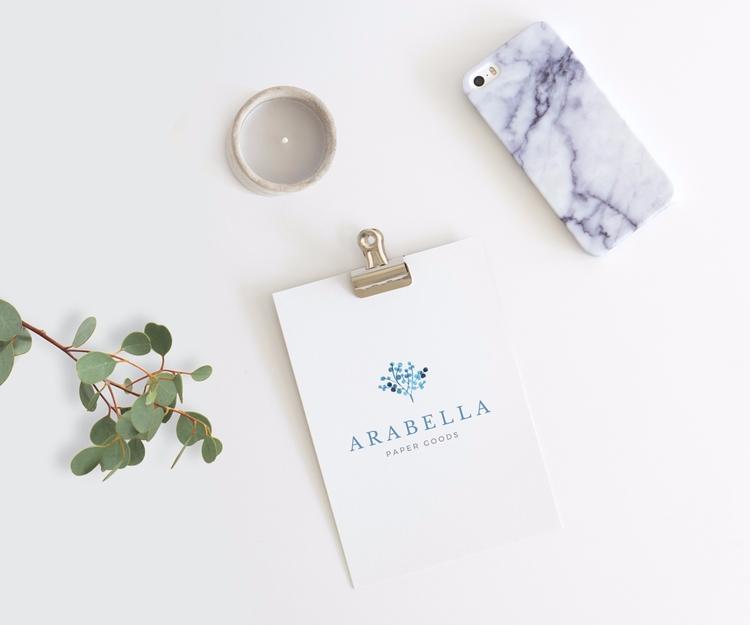 Arabella Paper Goods Handmade p - 83oranges | ello